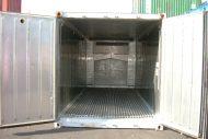20フィート冷凍冷蔵コンテナ